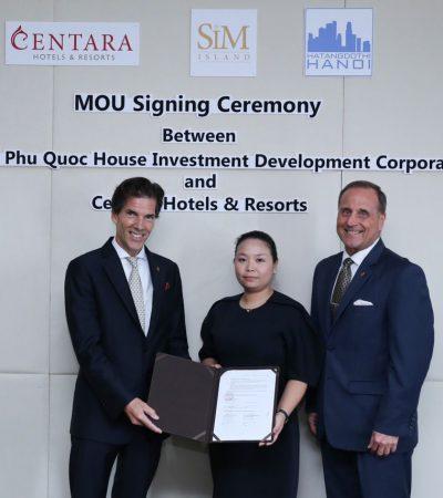 <b>Centara Hotels & Resorts chính thức quản lý Condotel của Sim Island</b><b></b>